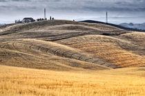 Landschaft Toskana Italien / italian landscape Tuscany by Thomas Schaefer