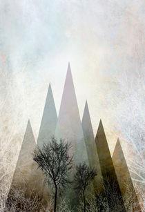 TREES IV Portrait by Pia Schneider