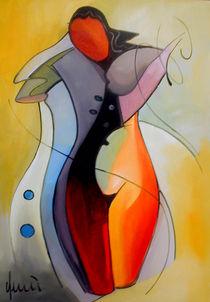 Lady in Waiting von art-galerie-quici