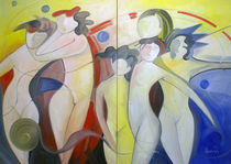 Wellness-33102014-oil-on-canvas-100x140-cm-diptychon