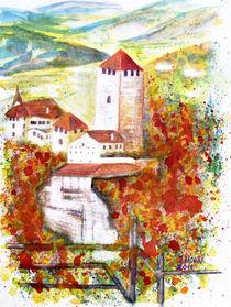 Herbst In Süd Frankreich von Irina Usova