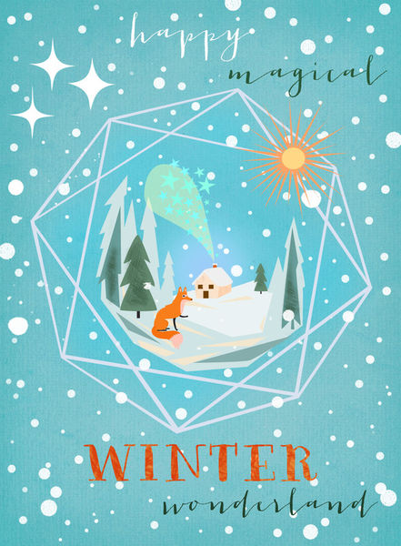 Winter-crystal