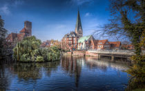 lüneburg by Manfred Hartmann