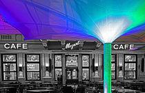 Cafe Mozart in Wien  by Christian Hallweger