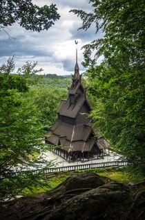 Stave Churche von Janis Upitis