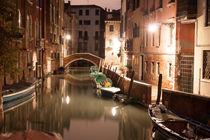 Abenstunden in Venedig von Christian Hallweger