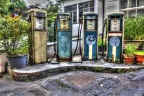 Die alte Tankstelle by bagojowitsch