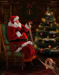 Santas Liste von Andrea Tiettje