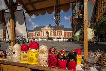 Marktplatz Klaipeda von Christian Hallweger
