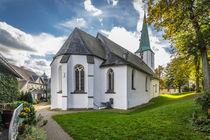 Apostelkirche in Herscheid by Simone Rein
