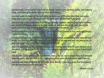 Genesis 1 24-31 by Susan Savad