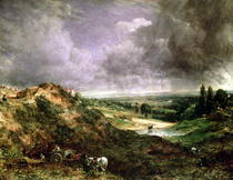 Hampstead Heath  von John Constable