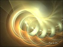 Digital Fraktal Bewegung 1 von bilddesign-by-gitta