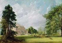 Malvern Hall, Warwickshire von John Constable
