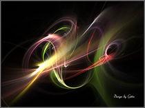 Digital Fraktale Schleifen von bilddesign-by-gitta