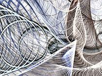 Digital Fraktale Struktur von bilddesign-by-gitta