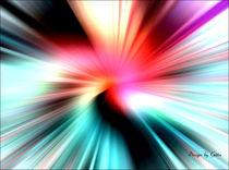 Digital Fraktaler Knall von bilddesign-by-gitta