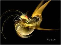 Digital Fraktaler Schwung von bilddesign-by-gitta