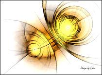 Digital Fraktales Leuchten von bilddesign-by-gitta
