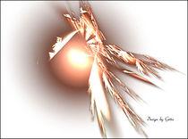 Digital Fraktales Perlenspiel von bilddesign-by-gitta