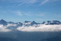 Bergwelt VI by Uwe Ruhrmann