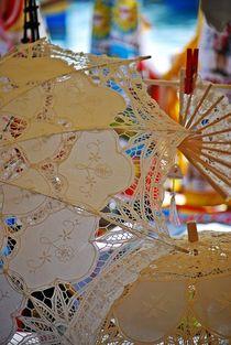 umbrellas... von loewenherz-artwork