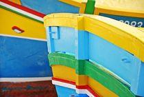 fisherboats in Marsaxlokk, Malta... 14 by loewenherz-artwork