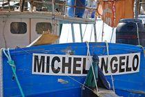 fisherboats in Marsaxlokk, Malta... 13 by loewenherz-artwork