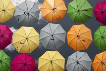 Regenschirme mal anders by Christian Hallweger