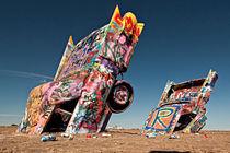 Cadillac Ranch by Christian Hallweger