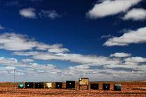 Fernsehen: Blick in die südaustralische Wüste! by Christian Hallweger