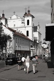Vilnius by Christian Hallweger