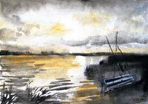 Ostseeelandschaft von Irina Usova