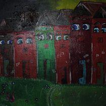 Menneskelige huse by Anette H.