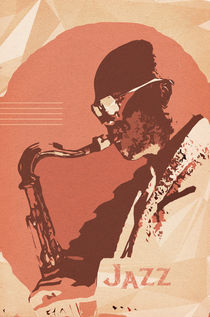 Jazz Sax by cinema4design
