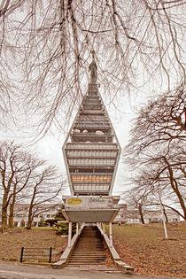 Fernsehturm von Bratislava von Christian Hallweger