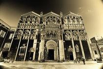 Kathedrale von Ferrara by Christian Hallweger