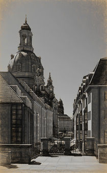 Frauenkirche zu Dresden by ullrichg