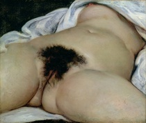 The Origin of the World von Gustave Courbet