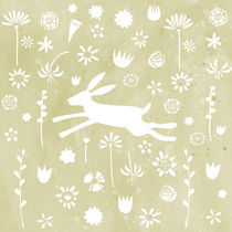 Hare in the Meadow von Nic Squirrell