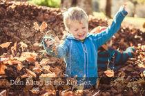 Dein Alltag ist ihre Kindheit. by goettlicherfotografieren