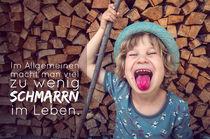 Zu wenig Schmarrn!  by goettlicherfotografieren