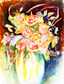 Rosenstrauß von Irina Usova