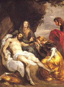 Pieta von Sir Anthony van Dyck