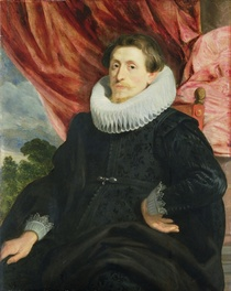 Portrait of a Man by Sir Anthony van Dyck