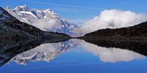Kleiner See von Gerhard Albicker
