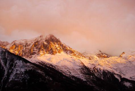 Sunset-mountain