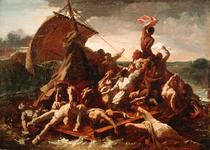 Study for The Raft of the Medusa von Theodore Gericault