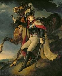 The Wounded Cuirassier von Theodore Gericault