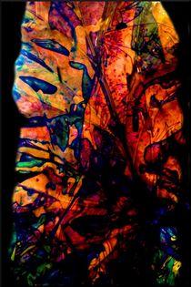 abstraktblatt von 100% SURREALIST Waldemar Buntrock
